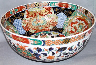 Japanese Porcelain including Imari and Studio Ceramics.